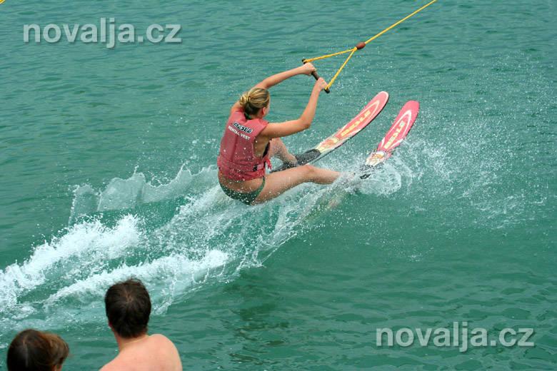 Nový datum vodní sporty