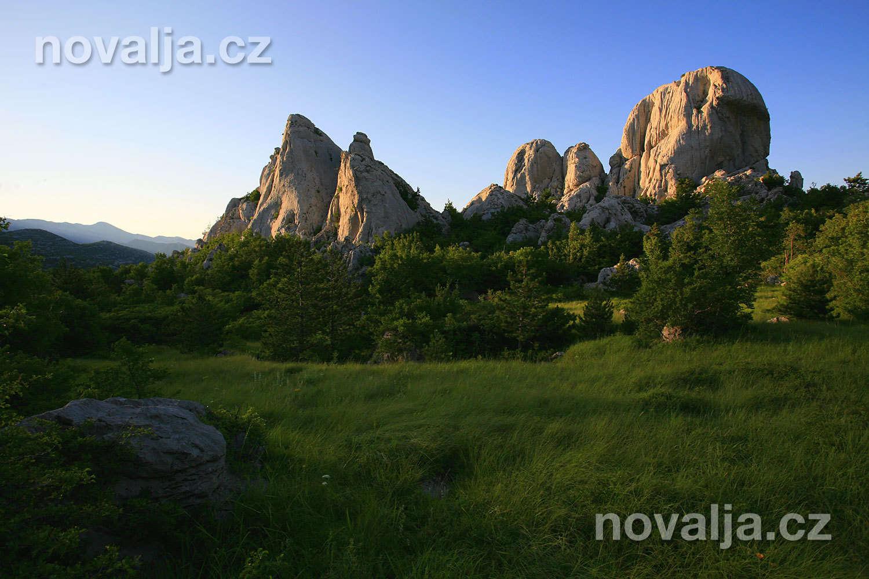 Národní park Chorvatska Paklenica