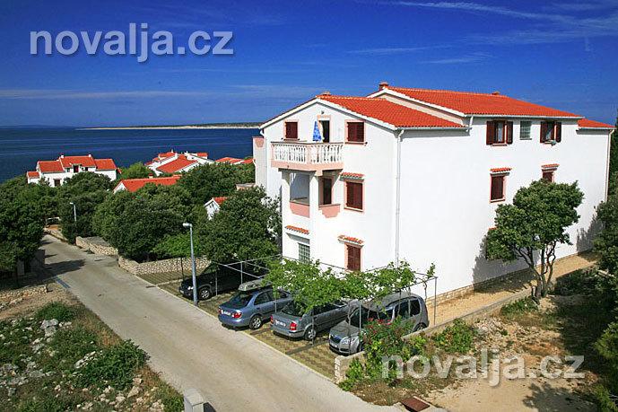 Apartmány Ivica, Mandre - ostrov Pag