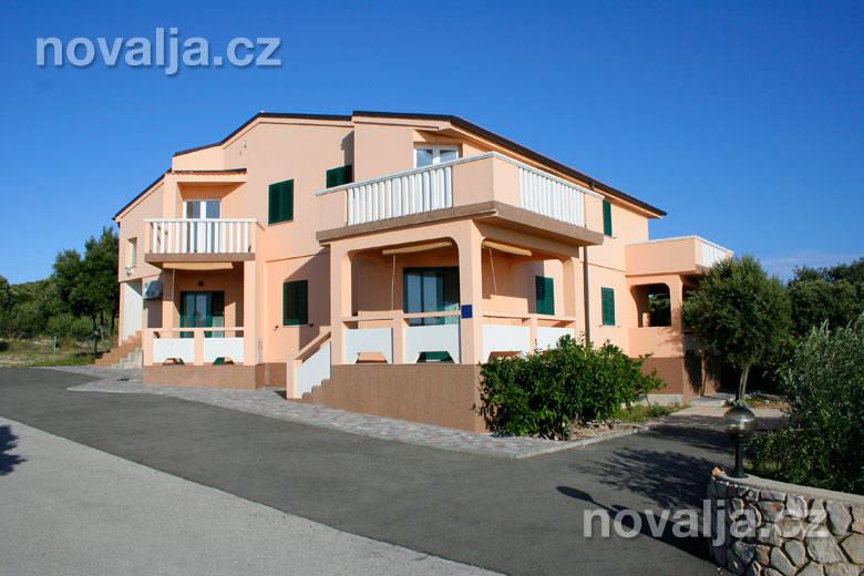 Apartmány Crnika -Mandre