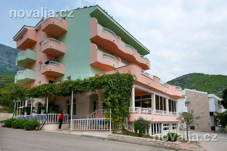Hotel Ivando***, Drvenik