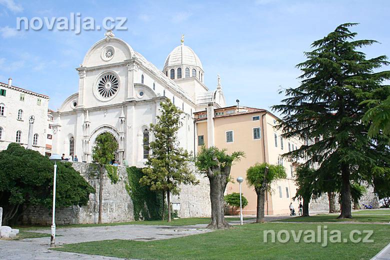 Šibenik -Katedrála Sv. Jakuba