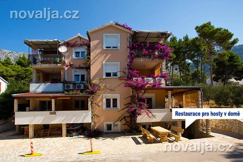 Apartmány Biserka, Ivan Dolac, ostrov Hvar