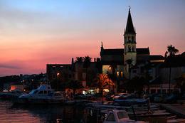Milna, ostrov Brač, Chorvatsko