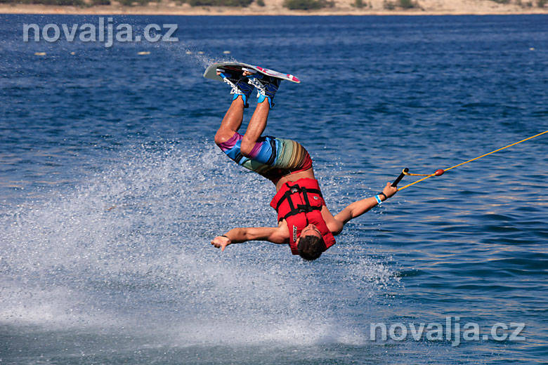 Vodní lyžování Zrće