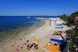 Mandre, ostrov Pag, Chorvatsko