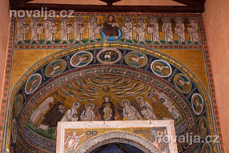 Poreč -Eufraziova bazilika, památka UNESCO