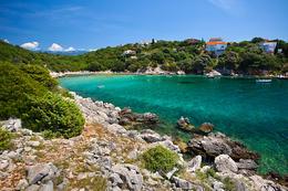 Potočnica, ostrov Pag, Chorvatsko