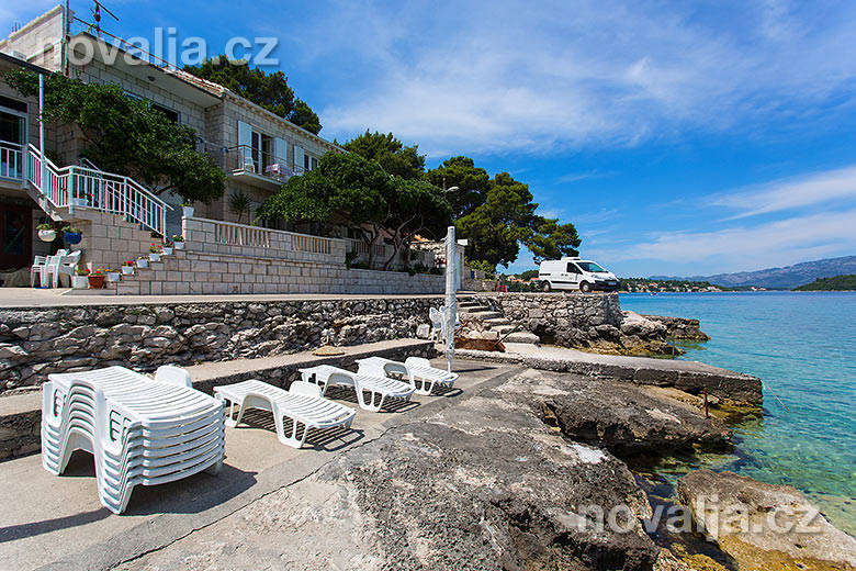Apartmány Jolanda, Lumbarda -ostrov Korčula
