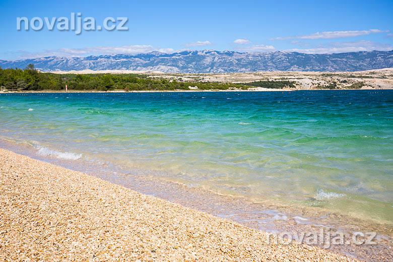 Pláž Zrće -ostrov Pag