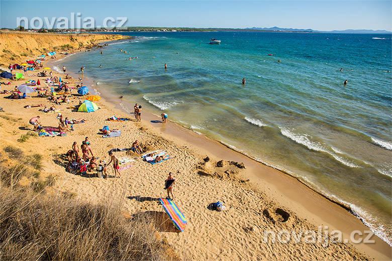 Privlaka - piesočná pláž