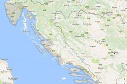 Cesta Do Chorvatska Autem 2020 Novalja