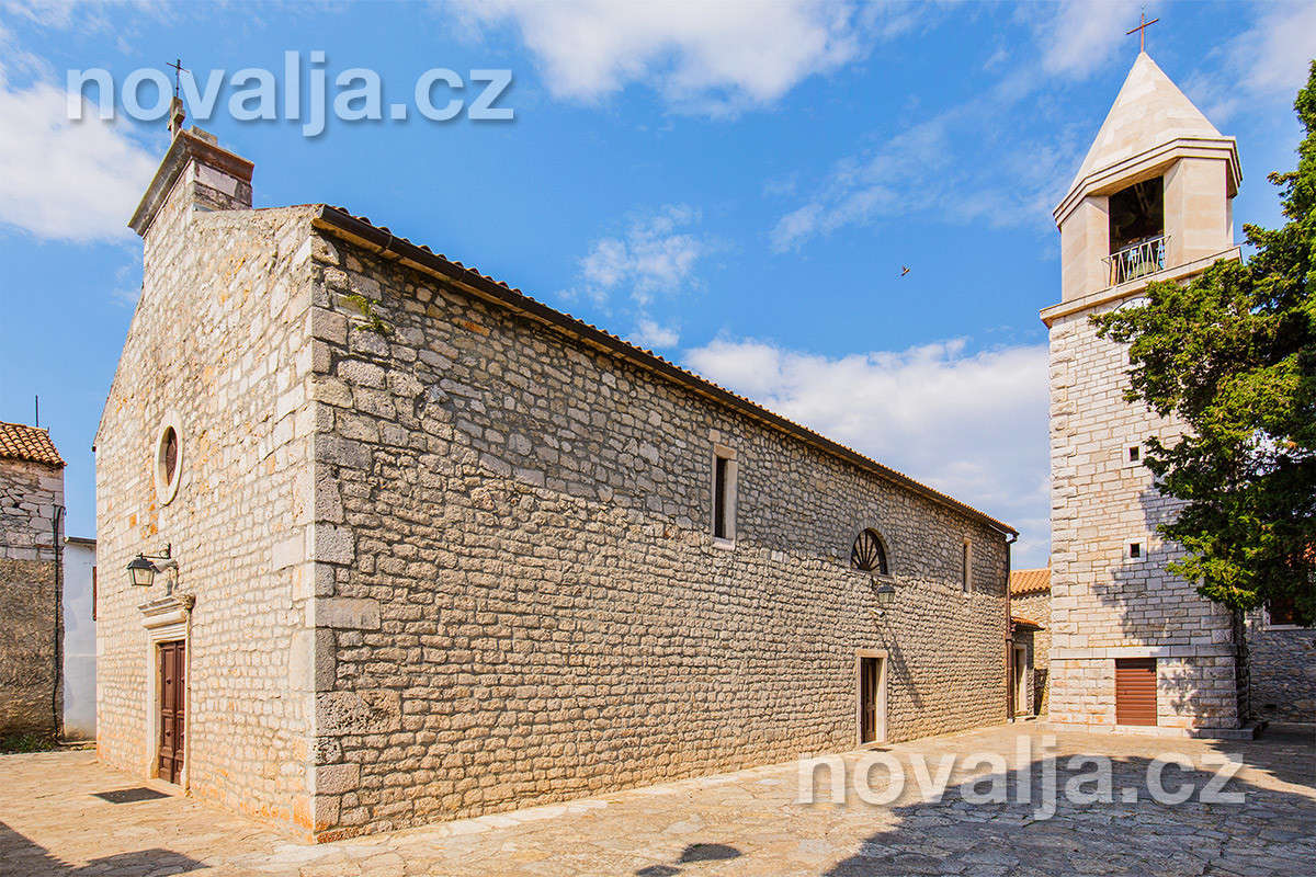 Kostel sv. Kasiána