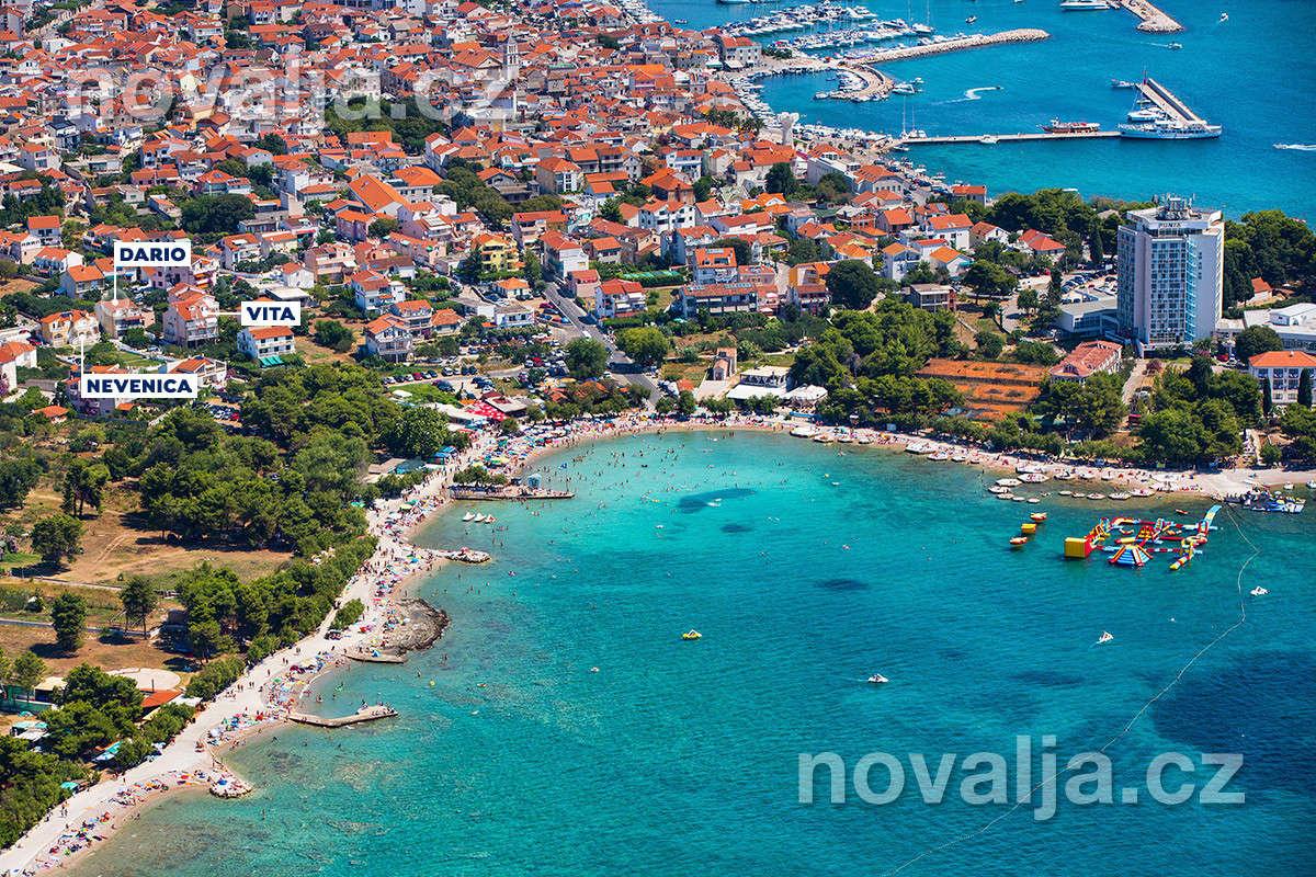 Vodice, Chorvatsko