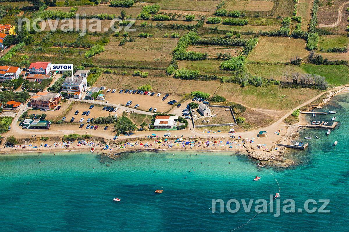 Povljana, ostrov Pag, Chorvatsko