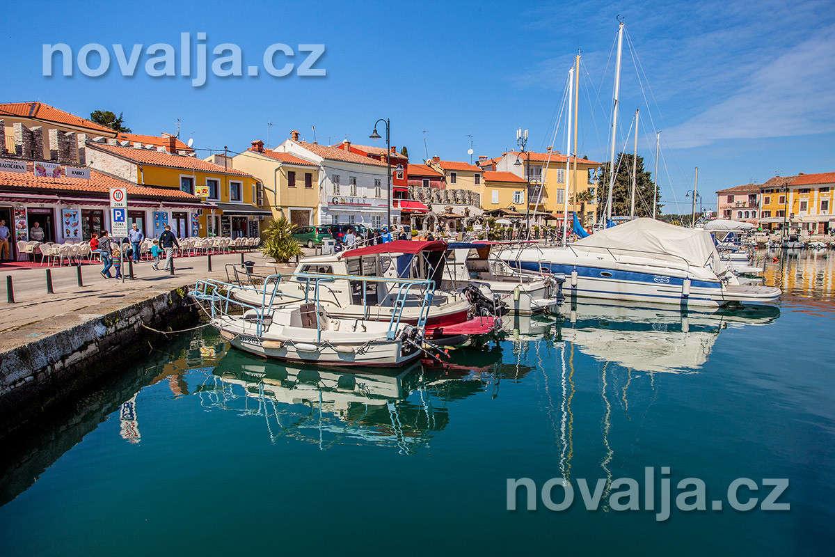 Novigrad, Istrie, Chorvatsko