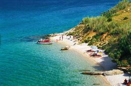 Pag-Vodice, ostrov Pag, Chorvatsko
