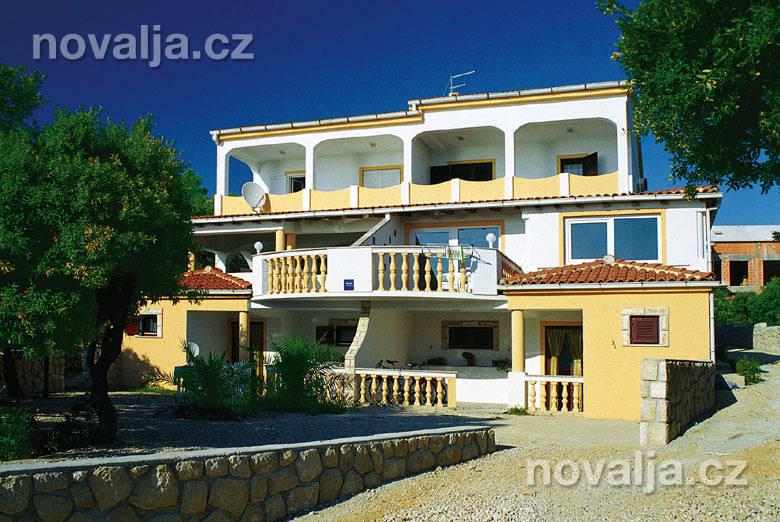 Ubytování v Chorvatsku - apartmány