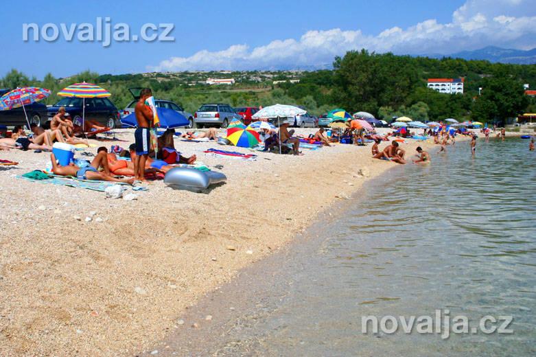 Pláž Caska