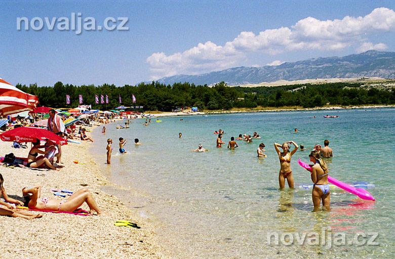 Pláž Zrče