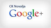 CK Novalja na Google+